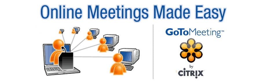 Video conferencing made easy with gotomeeting revolution it What is gotomeeting