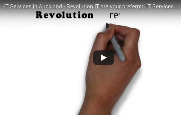 IT Services In Auckland – Revolution IT Are Your Preferred Partner