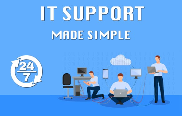 Why do I need IT support for my business?