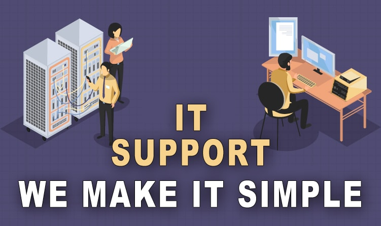 , Why do you need IT Support for your business?